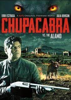 Chupacabra Vs. Alamo