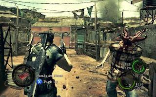 Gameplay Resident Evil 5