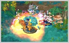 Angels Online Totem Battle