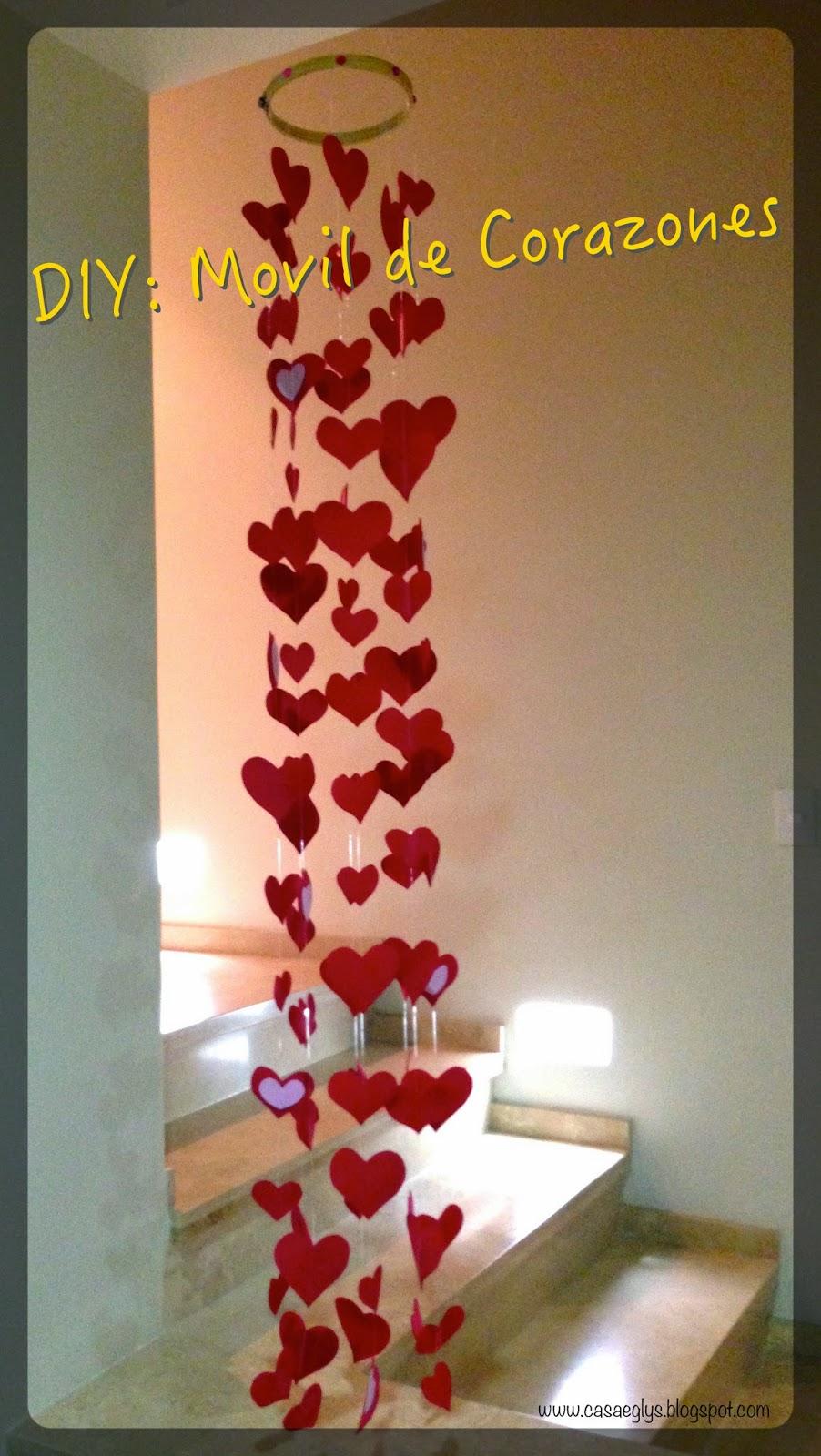 Casa eglys diy m vil de corazones for Aplicaciones para decorar el movil