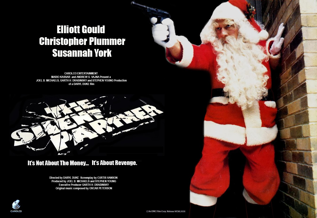 Shit Movie Fest: The Silent Partner (A Shitmas Post from Justin ...
