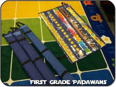 Etonnant First Grade Padawans