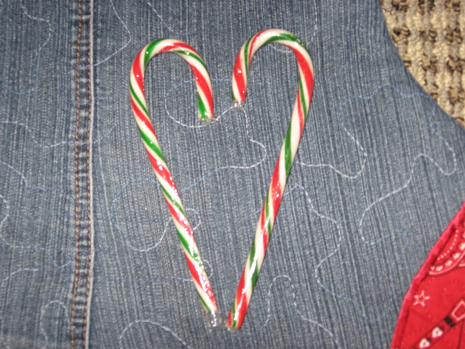 In Stitches & Seams: Christmas In My Heart ....blog Hop