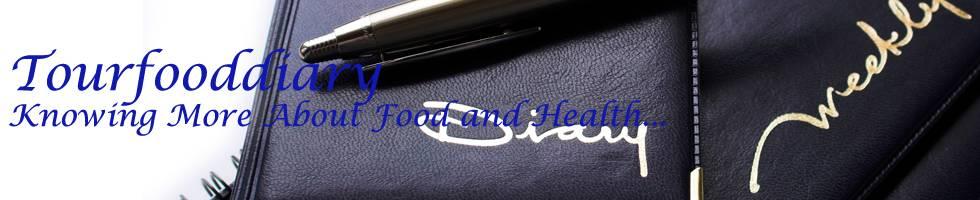 Tour Food Diary