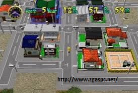 Free Download Game Metropolismania PS2 Full Version