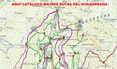 Rutas Mayayo al Guadarrama