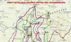 Rutas Mayayo al Guadarrama