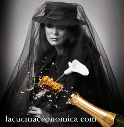 champagne per le grandi vedove
