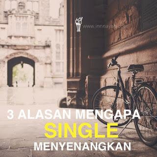 3 alasan single menyenangkan, single, jomblo