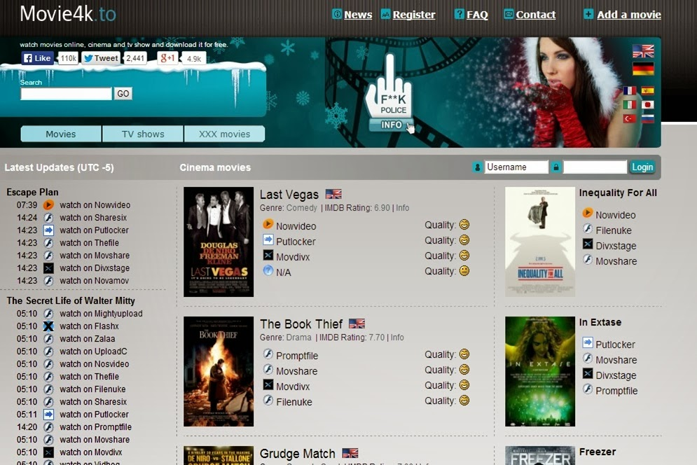 Top 10 Movie & TV Sites: The Top 10 Free Streaming Sites to Watch ...