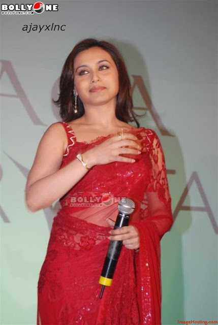 Your opinion Rani mukherjee hot transparent saree was and