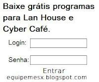 Lan House e Cyber Café
