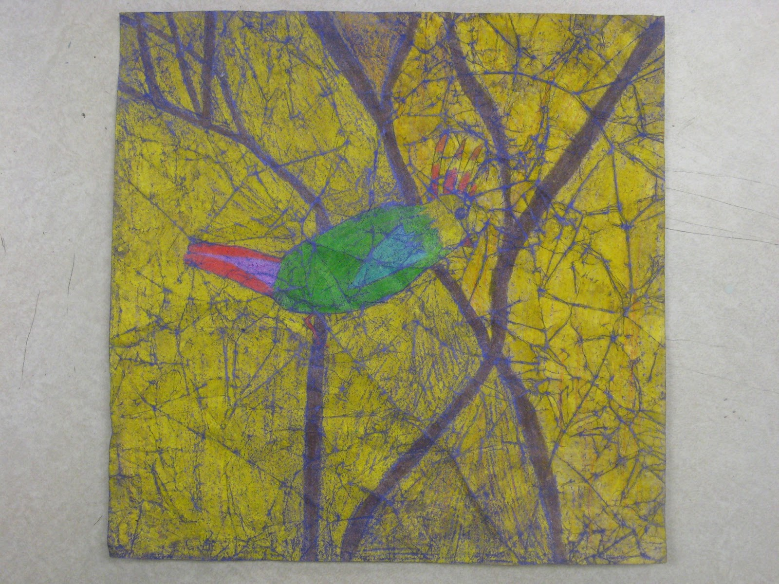 Miss Young\'s Art Room: Crayon \