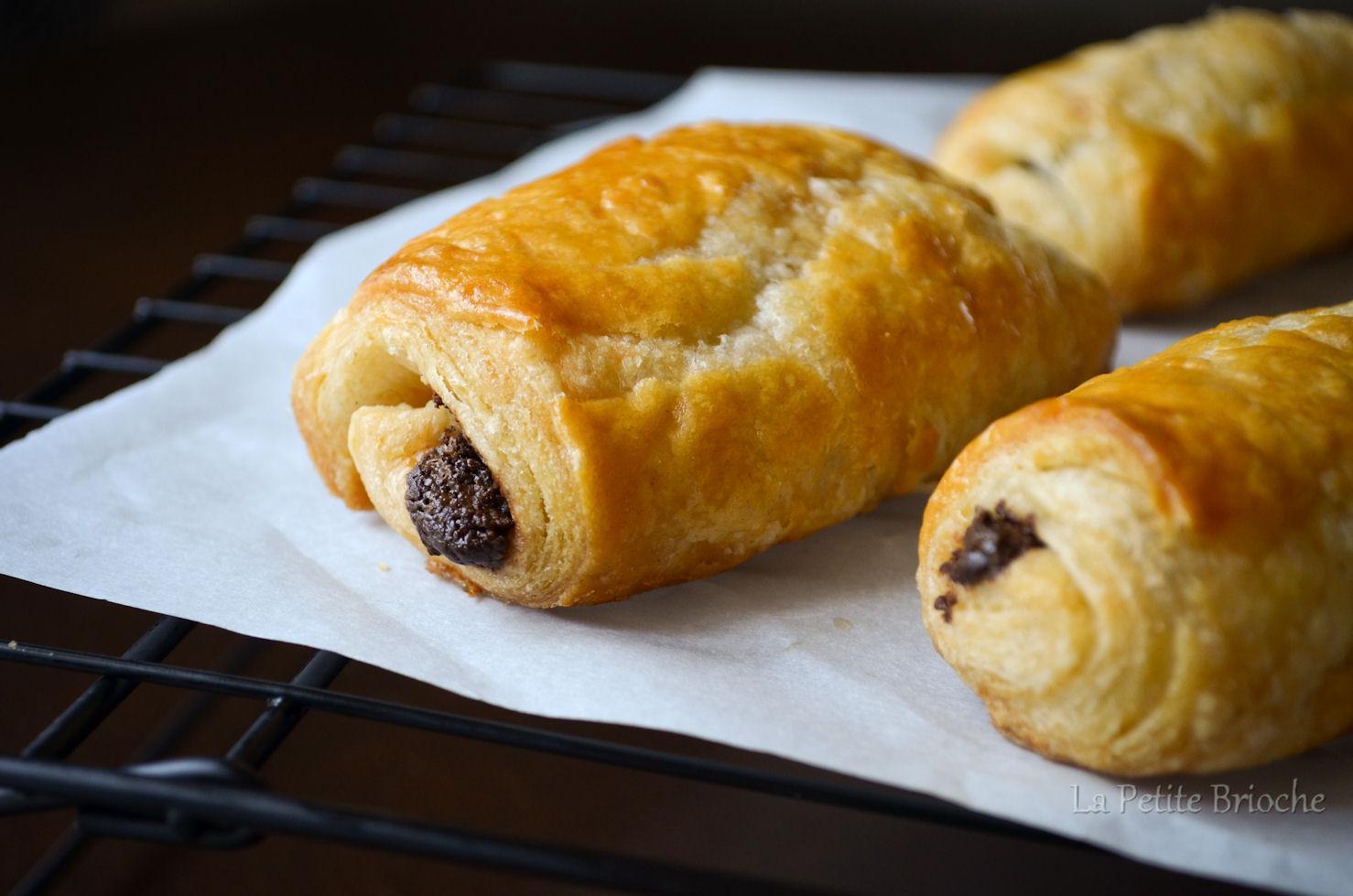 La Petite Brioche: Quick Puff Pastry