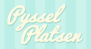 Jag är medlem hos Pyssel Platsen