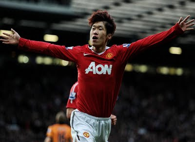 Ji Sung Park Renewal Contract Manchester United