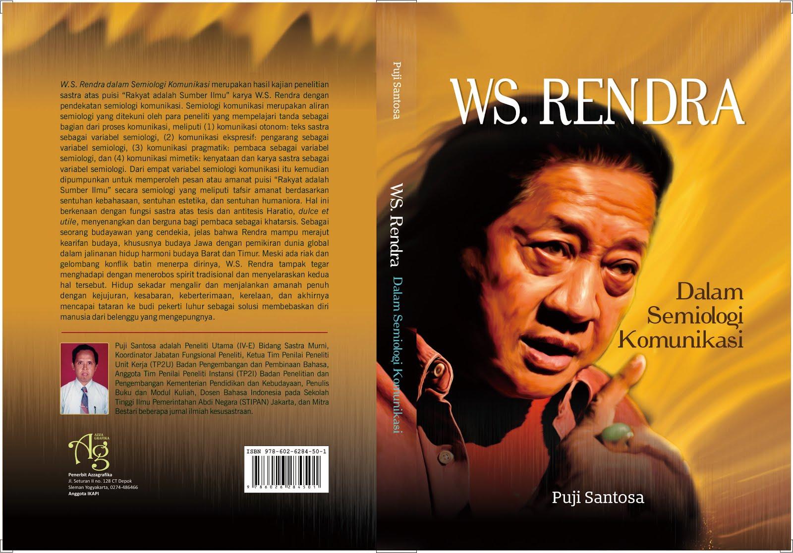 W.S. Rendra dalam Semiologi Komunikasi