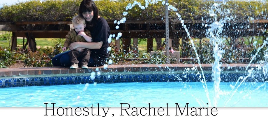 Honestly, Rachel Marie