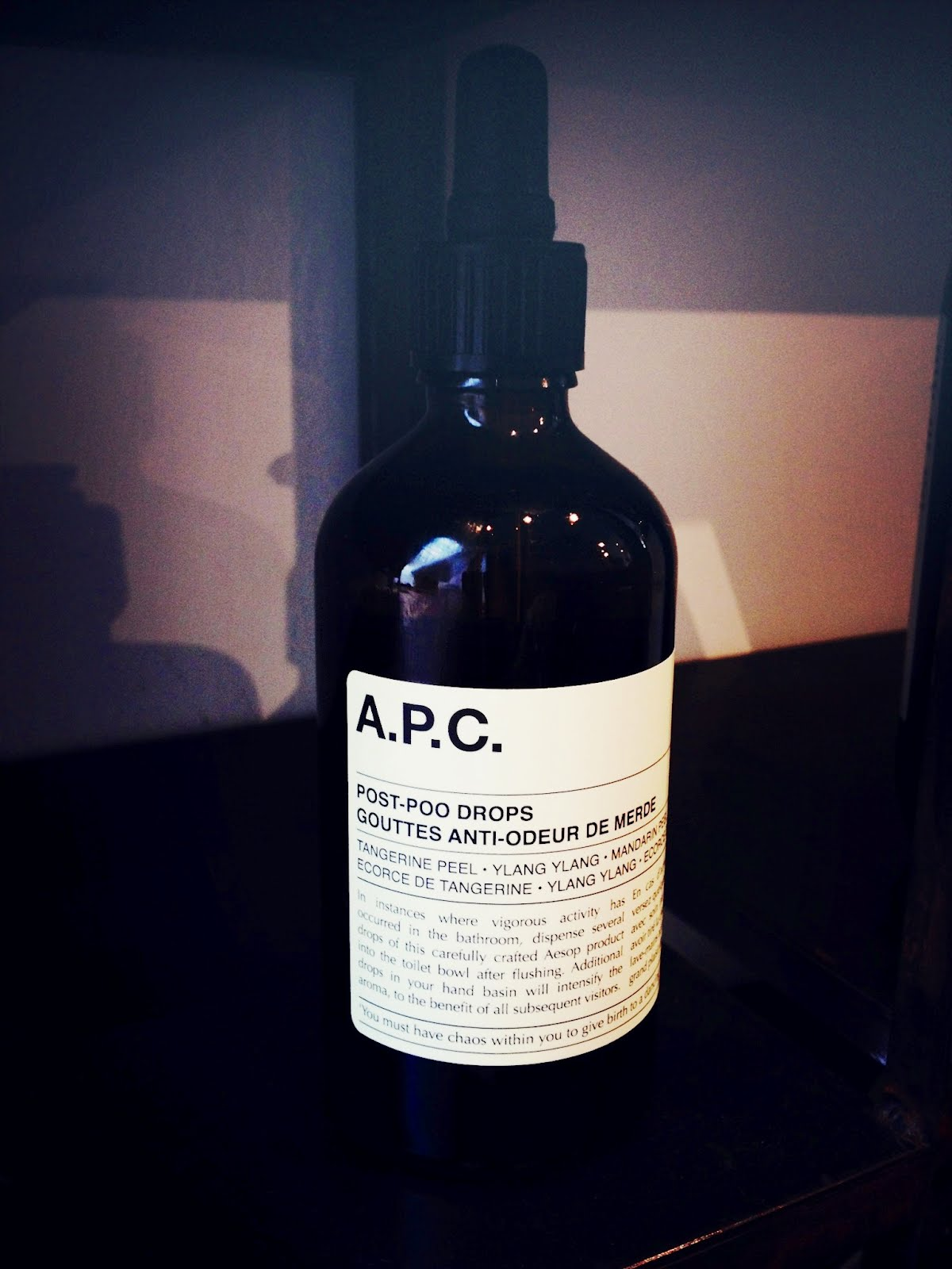 00o00 LONDON MENSWEAR BLOG AESOP SKINCARE ISLINGTON MR PORTER