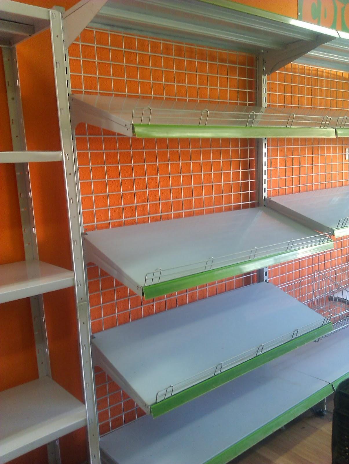 Precio estanterias metalicas affordable estanteria para - Estanterias metalicas modulares ...