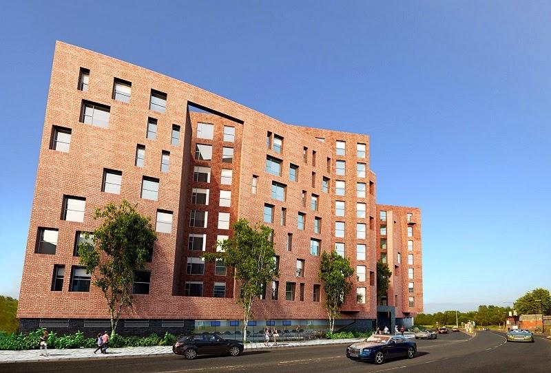 曼徹斯特精品住宅公寓