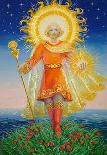Славянский Бог Ра