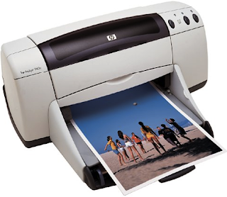 HP Deskjet 940c Printer Driver Download