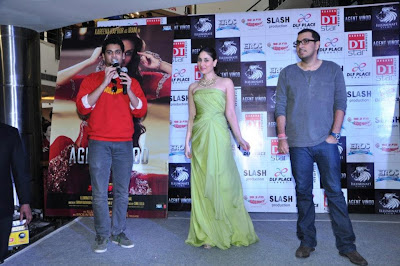 kareena kapoor busy promoting agent vinod actress pics