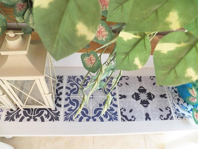 usos para azulejo adesivo