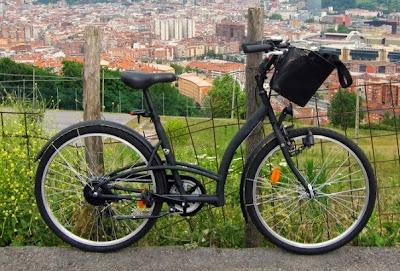 Bicicleta eléctrica Elops 7