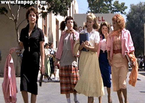 """50s Fashion Grease """"what do i wear, i have a 50's"""