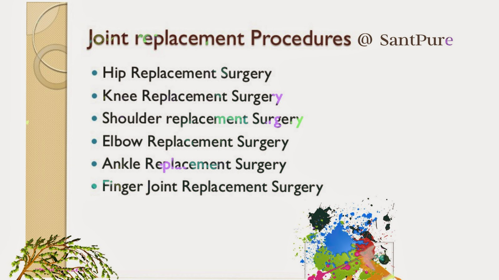 Joint Replacement Maharashtra