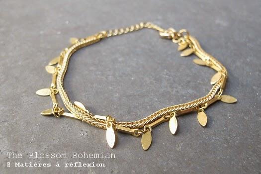 Bracelet pampilles Blossom Bohemian