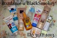 http://blacksmokey.blogspot.com/2013/12/zimowe-rozdanie-wygraj-kosmetyki.html