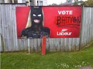 Vote (Batman) Labour