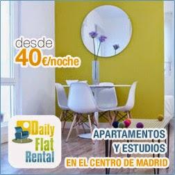 APARTAMENTOS EN MADRID CENTRO