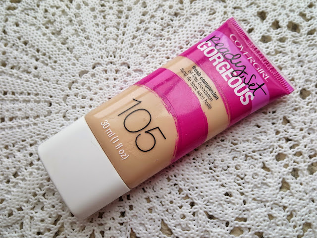 a picture of Covergirl Ready Set Gorgeous Foundation