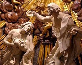 BAUTISMO DE CRISTO (Evangelio San Mateo 3, 13-15) Domingo que sigue a la Fiesta de la Epifanía