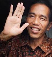 Jokowi yang sederhana dimata pedagang sopbuah