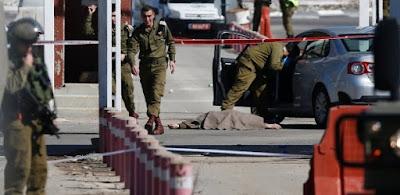 Terrorista palestino fere três israelenses em Bei El