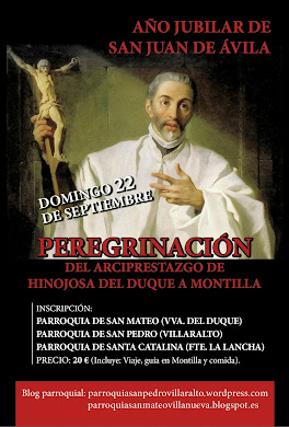 Fotos de la Peregrinación a Montilla