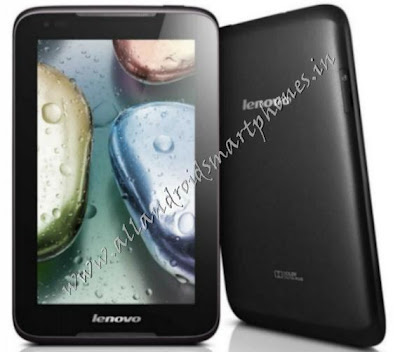 Lenovo IdeaTab A1000 Android Wi-Fi Tablet Image & Photo Review