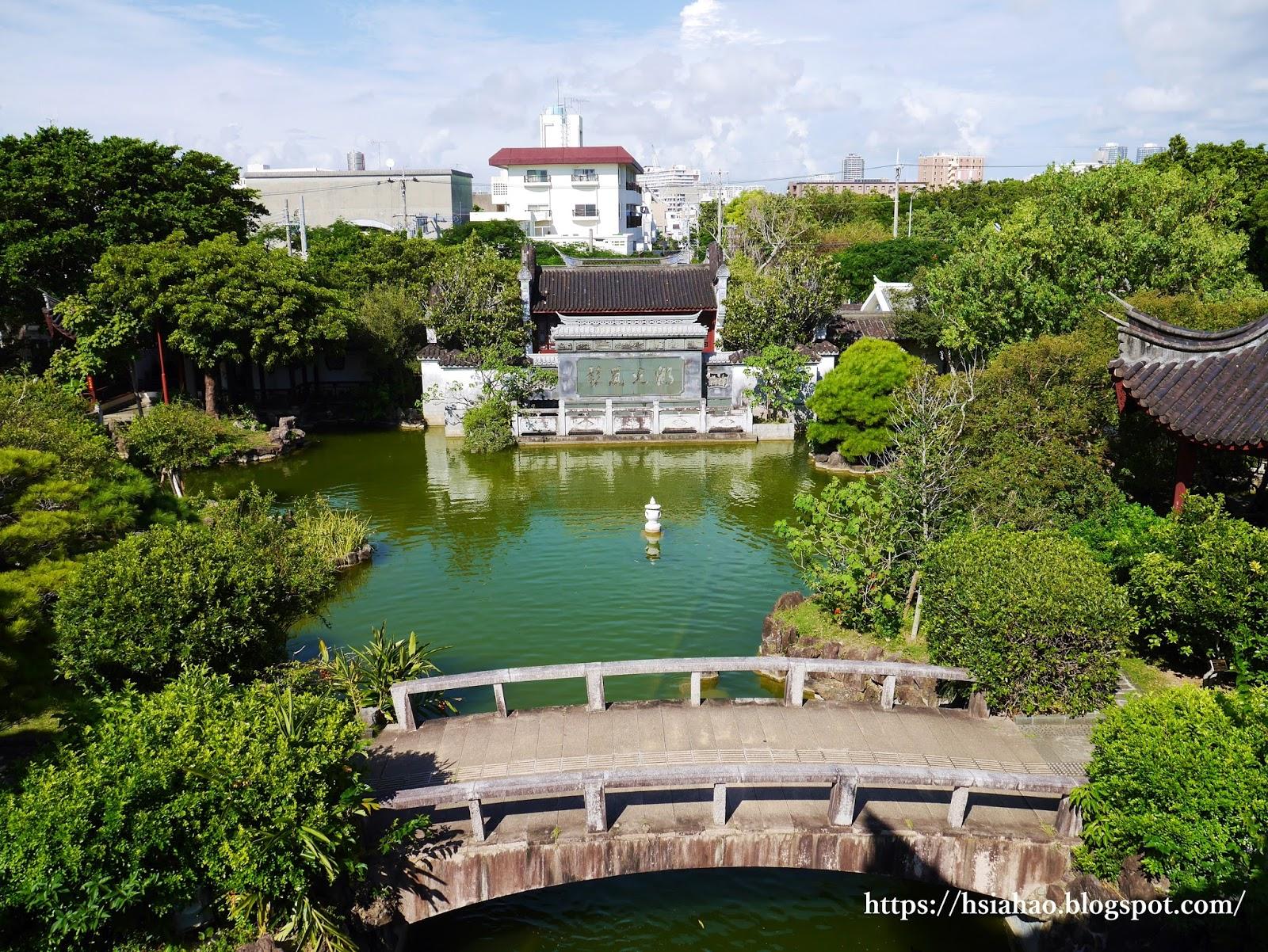 沖繩-那霸-景點-福州園-自由行-旅遊-Okinawa-Naha-fukusyuen