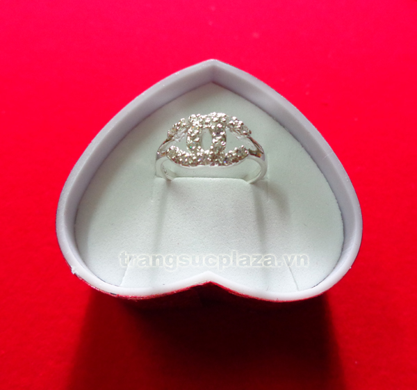 Nhẫn nữ bằng bạc NN106
