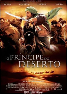 Download - O Príncipe do Deserto – BDRip AVI Dual Áudio + RMVB Dublado