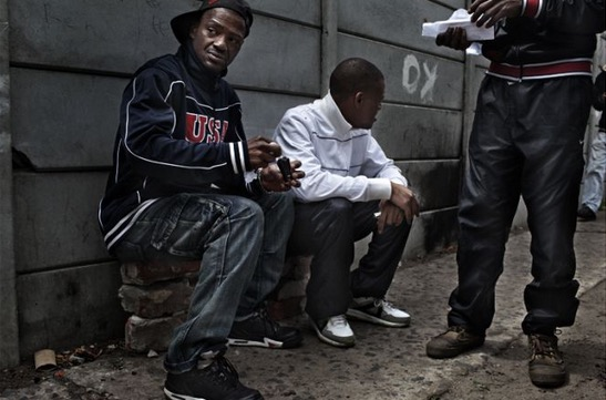 Saksikan Gaya Hidup Gangster di Afrika Selatan
