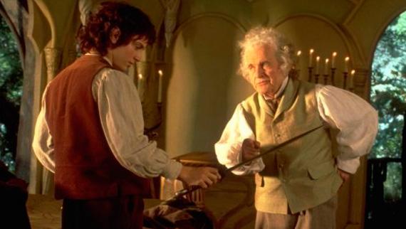 frodo and bilbo relationship quiz