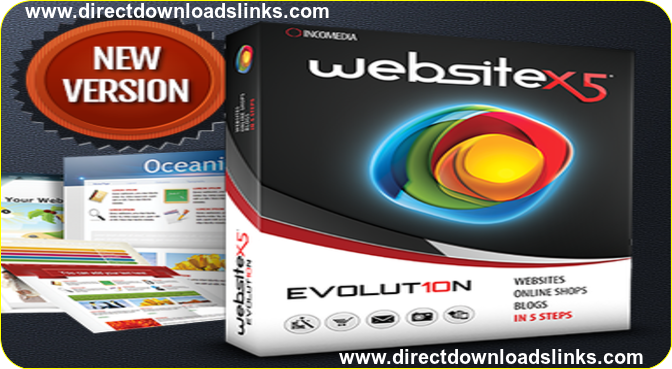 Incomedia WebSite X5 Professional v11.0.5.24 + Keygen