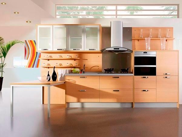 Contoh Desain Kitchen Set Minimalis Sederhana