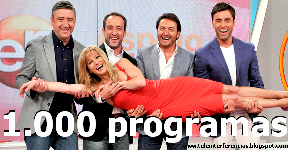 Teleinterferencias 39 espejo p blico 39 cumple ya for Antena 3 espejo publico programa hoy